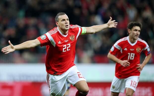 Дзюба оценил новую гостевую форму сборной России: «Будет молодить таких ребят, как Жирков и я»