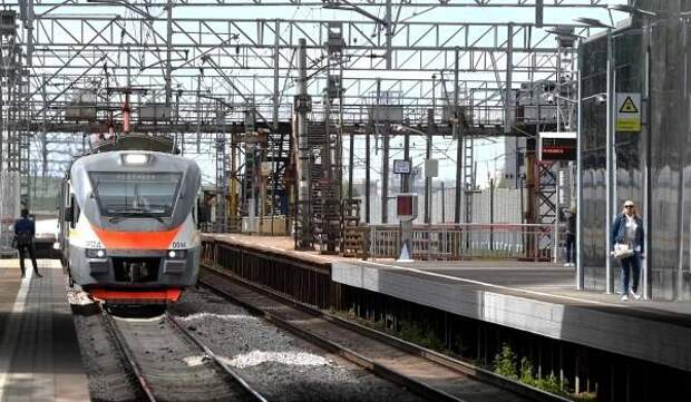 Обновленный путепровод открылся на участке Каланчевская - Курский вокзал МЖД