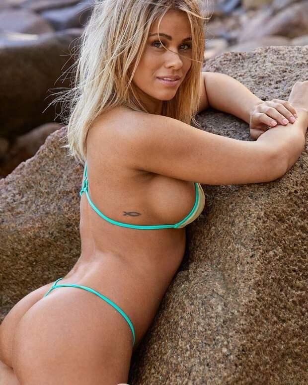 Сразила наповал: очаровательная Пейдж ВанЗант снялась для журнала Sports Illustrated