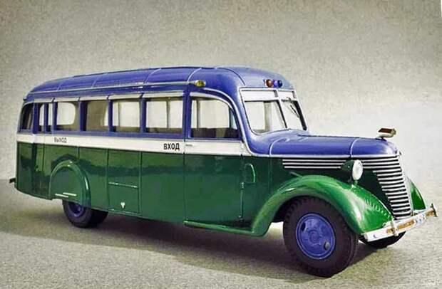 ЗИС-16 автобусы, история, это интересно
