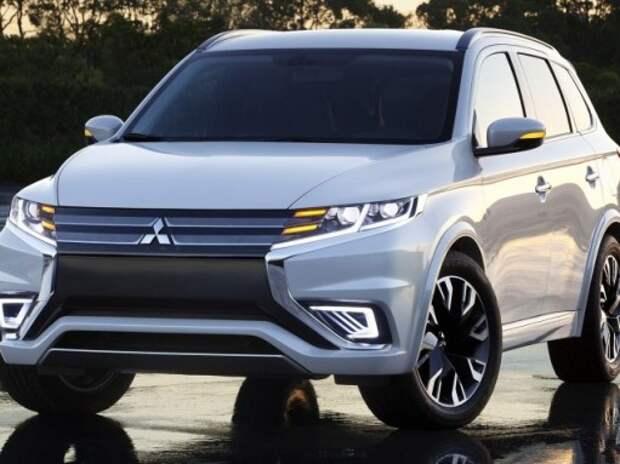 В Mitsubishi представили «многоцелевой» Outlander