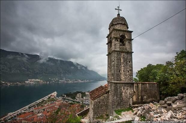 Черногория: любовь с первого взгляда