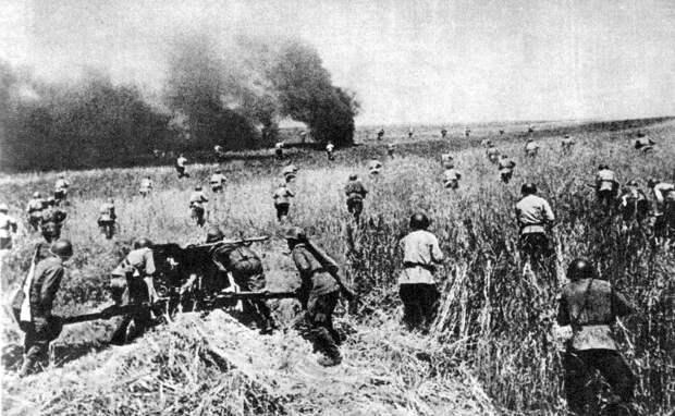 Один из десяти Сталинских ударов: Ясско-Кишинeвская операция. Освобождение Молдавии.