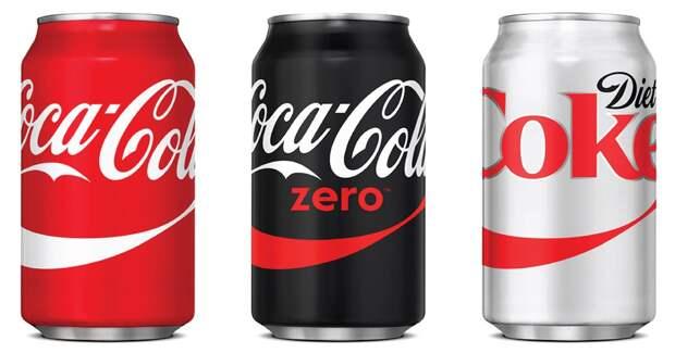 Coca-Cola обновила дизайн банок