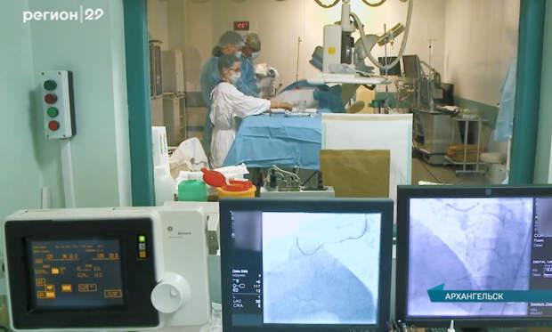 Архангельские хирурги провели одну изсамых сложных операций завсю историю северной медицины