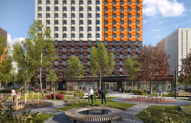 Жилой комплекс на Полярной вошел в число самых продаваемых новостроек Старой Москвы