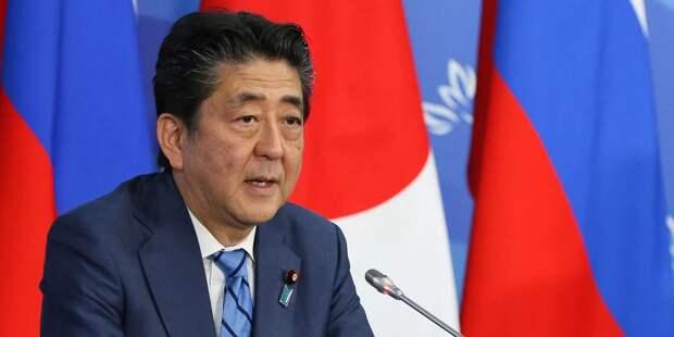В Кремле прокомментировали уход Абэ