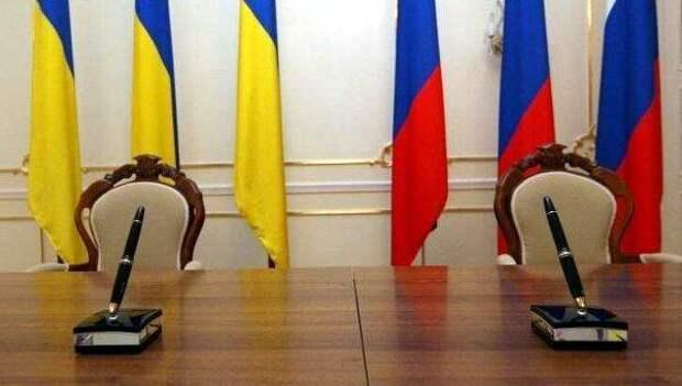 Украина добивается полного разрыва дипломатических отношений сРоссией