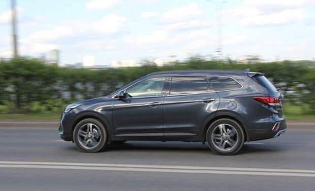 Hyundai Grand Santa Fe становится… добрее