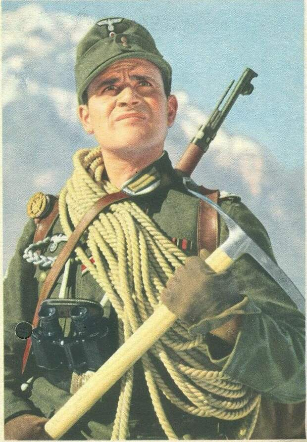 Август 1942г. Вторжение немецких войск в Абхазию! «Верх стратегической глупости»?
