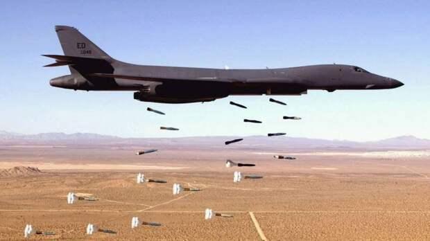 Новая жизнь «стратега»: B-1 может стать летающим арсеналом гиперзвукового оружия