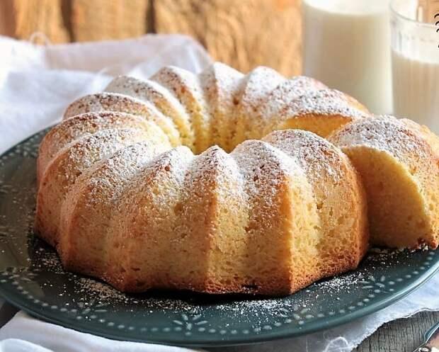 Фантастически вкусный сан-маринский кекс чиамбелла. Не путать с итальянскими бубликами!!!