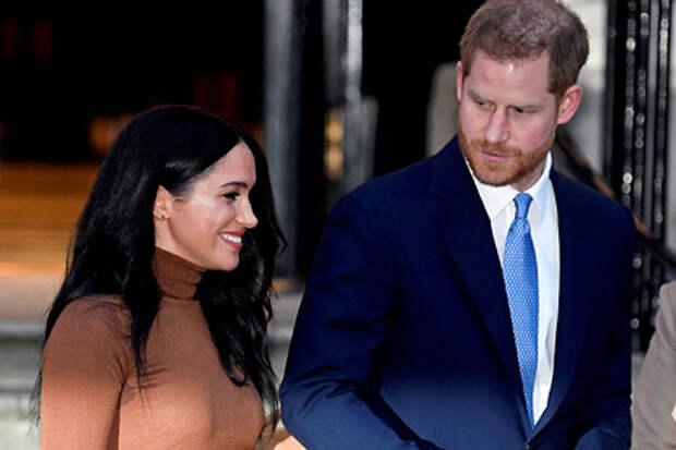 Принц Гарри прилетит на похороны принца Филиппа без жены