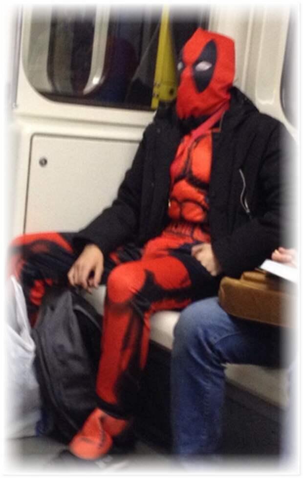 жизнь метро