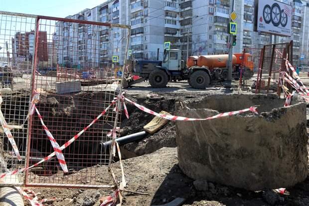 Томск остался без воды. Ответы на частые вопросы