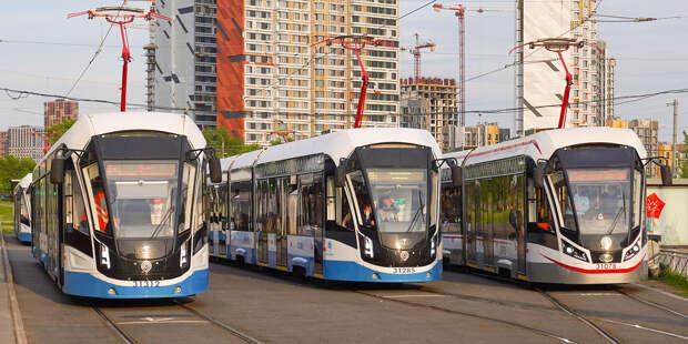В Богородском возобновилось движение трамваев № 2, 7, 46, 4л и 4п