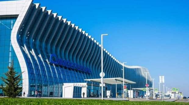 Аэропорт Симферополя обслужил 15 млн человек за три года