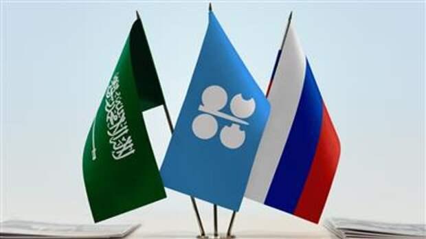 Альянс ОПЕК+ в марте выполнил сделку по ограничению добычи нефти на 113% - МЭА