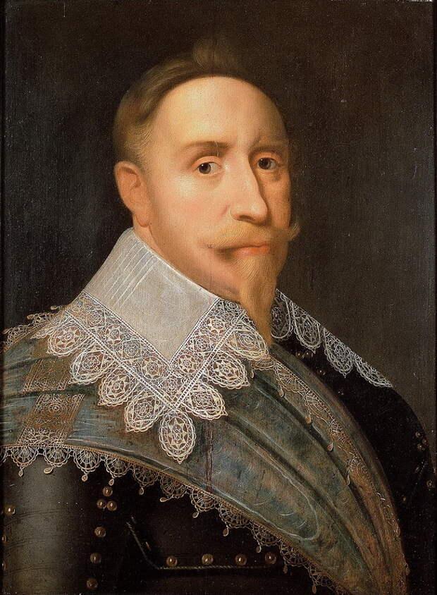 Король Швеции Густав II Адольф - Страсти по Данцигу | Warspot.ru