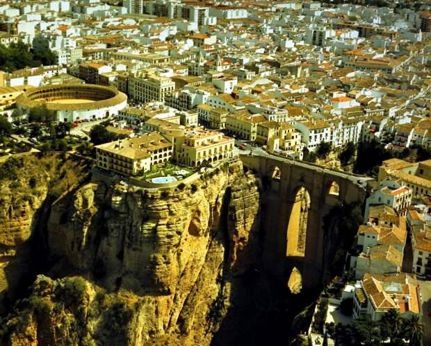 Ronda 7 Ронда: город на скалах и душа Андалусии