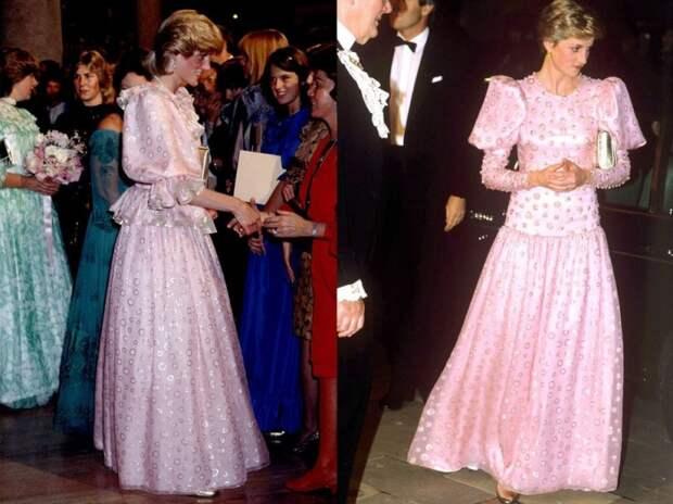 Переделки одежды Принцессы Дианы (трафик)
