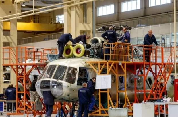 «Мотор Сич» заплатит за попытку украсть у России Ми-8