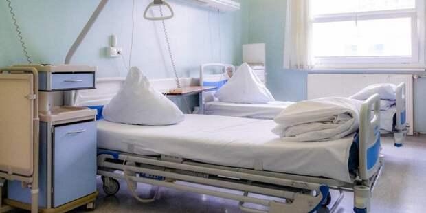 Москва рассматривает возможность ввода 10 тыс коек во временных госпиталях - Собянин Фото: mos.ru