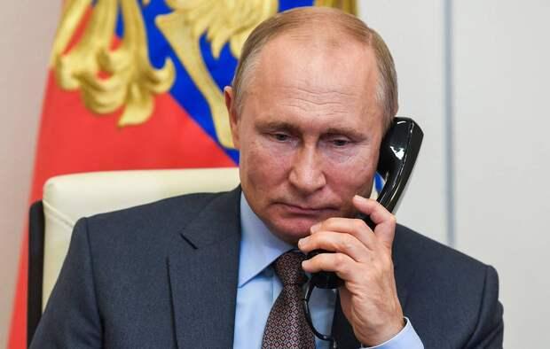 Сосновский раскрыл «продуманный» план Байдена, провалившийся после звонка Путину