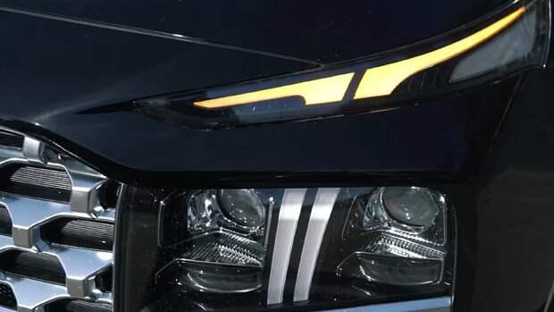 Новый Hyundai Santa Fe 4 Рестайлинг, разбор полётов