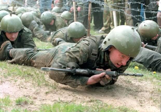 Краповый берет: кто придумал самый сложный «экзамен» для русских спецназовцев