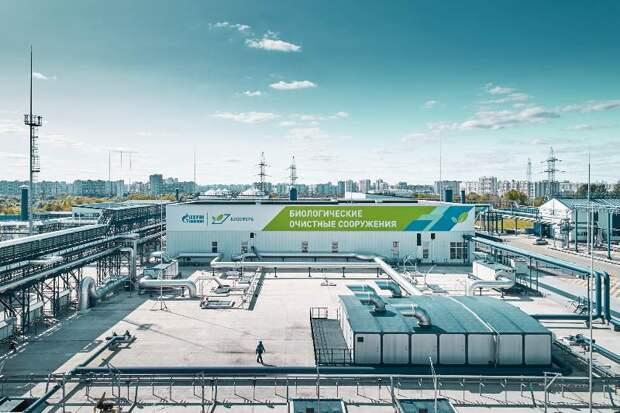 Московский НПЗ экономит воду