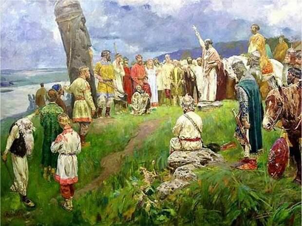 Разведопрос: Клим Жуков про крещение Руси, часть 1