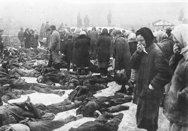 Как жили в СССР под нацистской оккупацией (ФОТО)