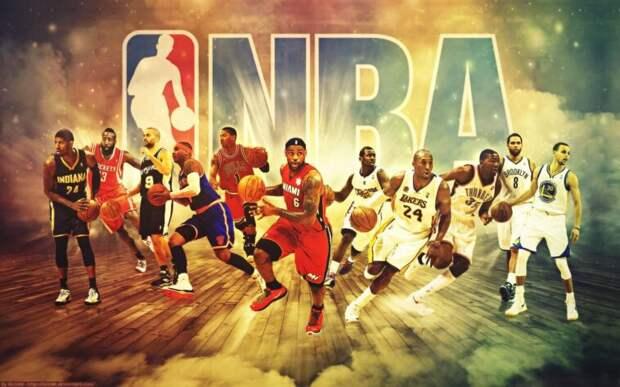 Где смотреть матчи НБА
