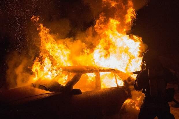 Давил на педаль газа: стали известны причины возгорания авто, в котором погиб рыбак из Ижевска