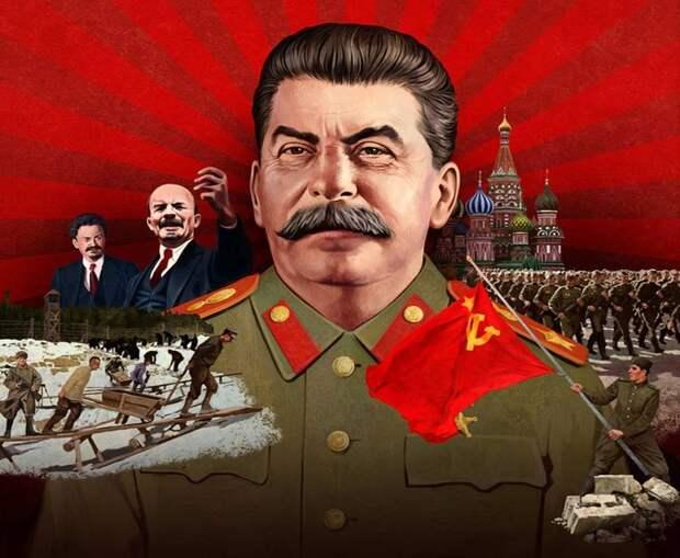 """""""Аскетизм"""" Сталина"""