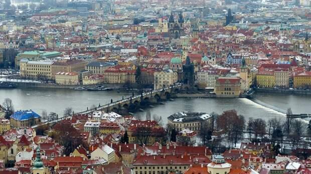 Прага - РИА Новости, 1920, 19.04.2021