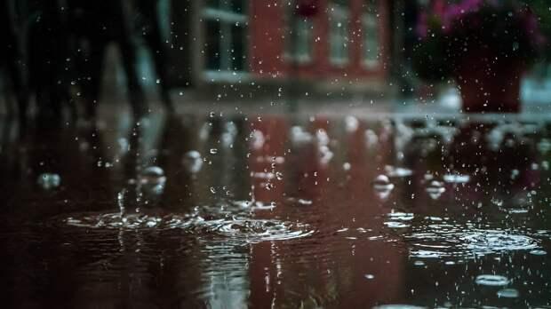 Похолодание и дожди ожидаются в Крыму к 8 марта