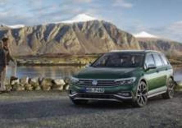 Volkswagen представил новый Passat для Европы