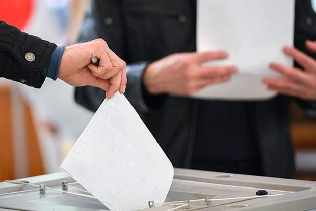 Впервые в России стартует трехдневное голосование