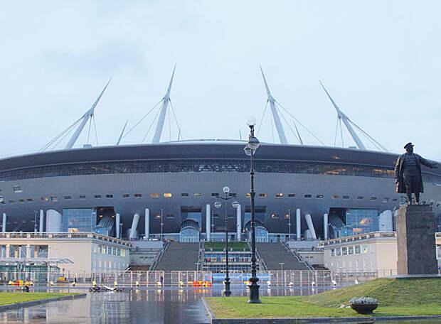 Поляки сыграют на «Газпром Арене». Санкт-Петербург получил дополнительные матчи Евро-2020