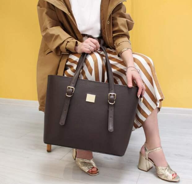 Три базовые женские сумки на все случаи жизни