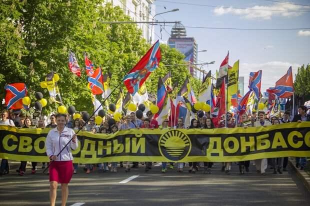 Истерика Турчинова и победа Донбасса