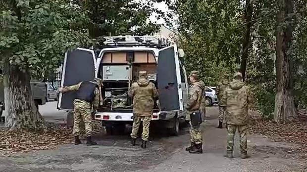 В квартире устроившего стрельбу в Перми проводится обыск