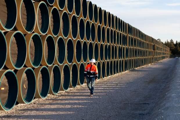 Что будет с «Северным потоком-2»? Названы сроки окончания строительства участка в Швеции