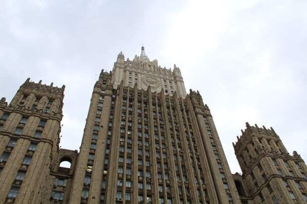 Россия указала США на недопустимость вмешательства во внутренние дела Беларуси