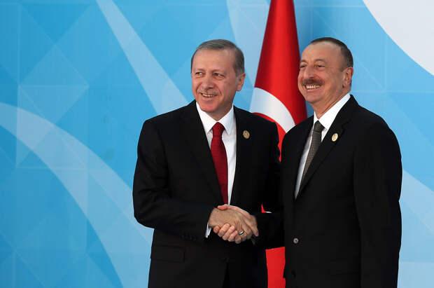 Полоумный Эрдоган нацелен на экспансию в Карабахе