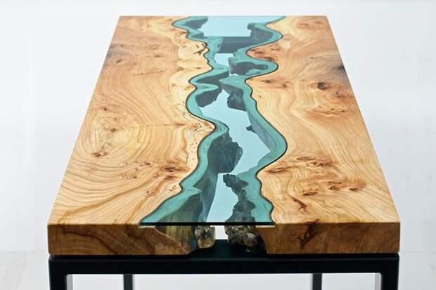 18 восхитительных дизайнов столов