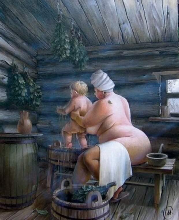 Реалистичные картины художника Александра Иванова