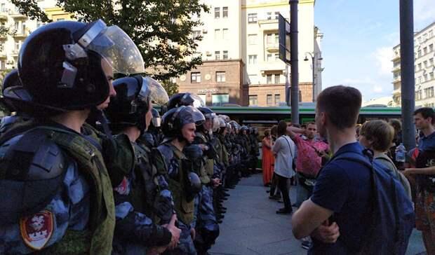 Оппозиция заявила о том, что в России произошёл государственный переворот и отказалась считать народ народом...